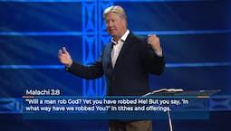 Video Image Thumbnail: Don't Rob God
