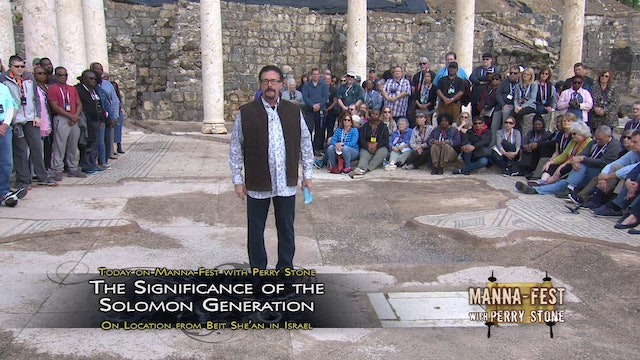 The Significance of the Solomon Generation