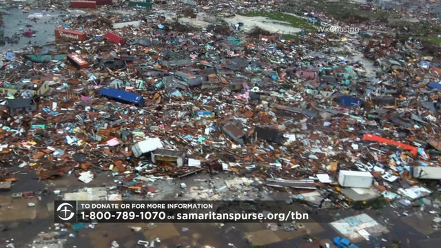 Samaritan's Purse - Hurricane Dorian