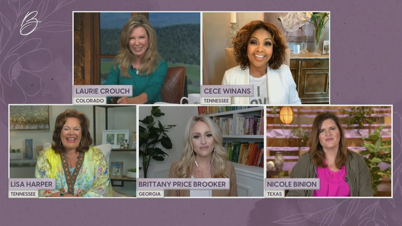 Watch Praise   Laurie Crouch with Better Together – Finding Joy   June 23, 2020