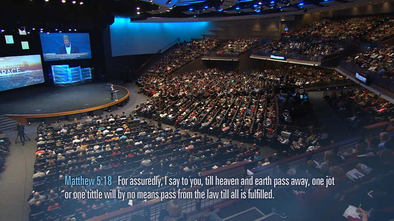 Watch Amazing Grace: Amazing Law