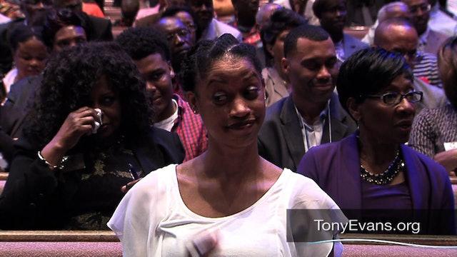 The Best of Tony Evans: The Power of Unbelief