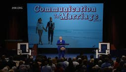 Video Image Thumbnail: Communication In Marriage Part 2