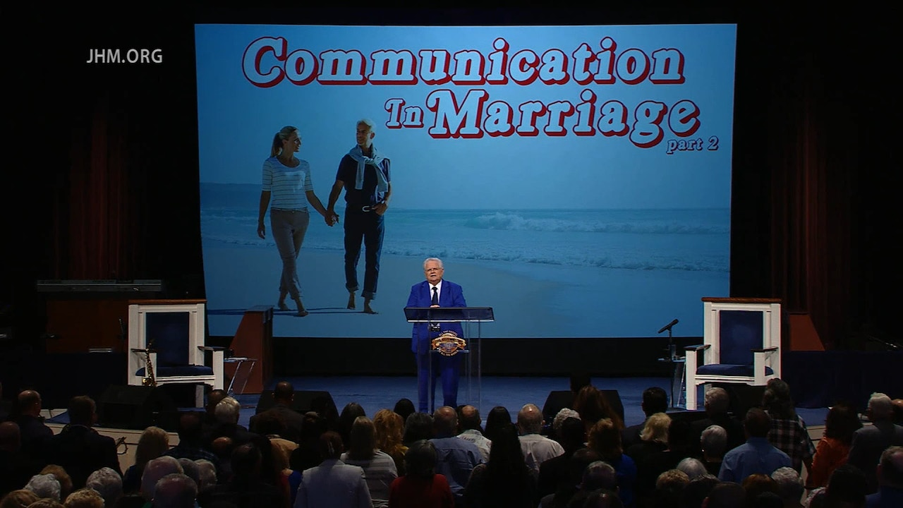 Watch Communication In Marriage Part 2
