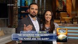 Video Image Thumbnail:He Deserves the Glory
