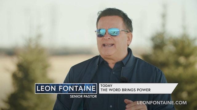 The Word Brings Power