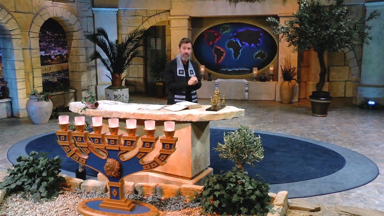 Watch Prophetic Fulfillment of God's Fall Holy Days: Meeting God