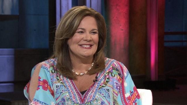 Lisa Harper:  The Sacrament of Happy