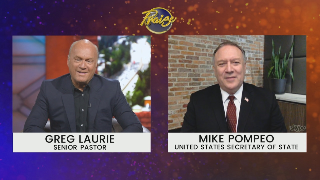 Watch Praise | May 24, 2020 | Mike Pompeo
