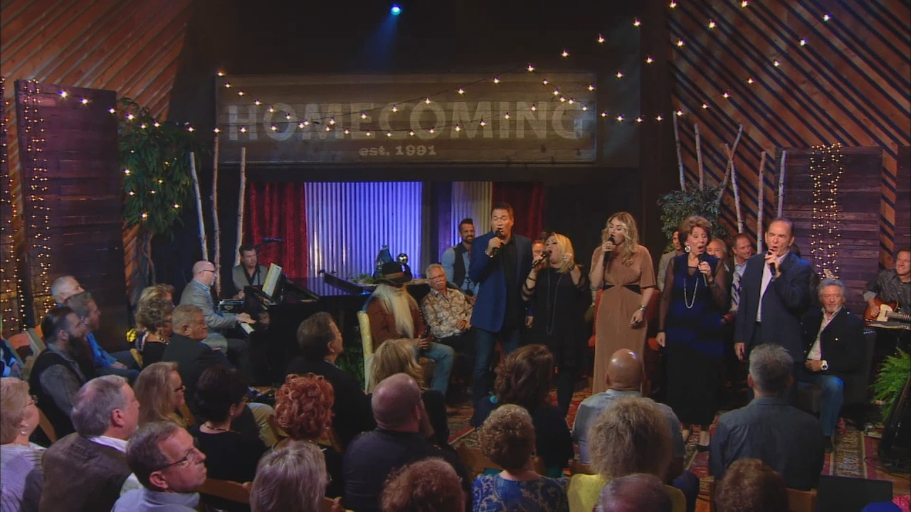 Watch The Hoppers Honor the First Families of Gospel Music