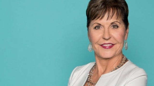 Joyce Meyer: Your Battle Belongs to the Lord