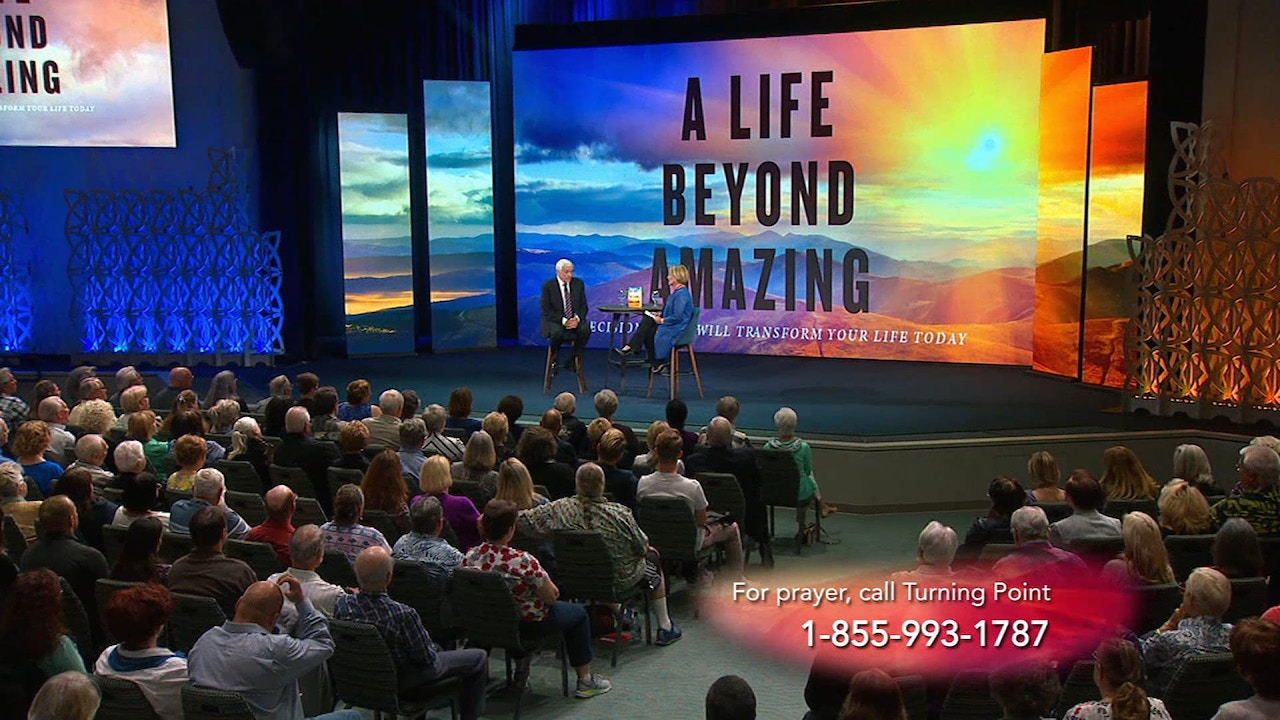 Watch A Life Beyond Amazing Interview With Dr. David Jeremiah
