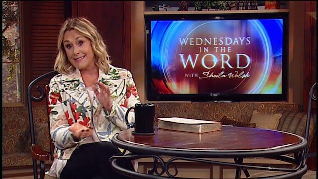 Sheila Walsh   Wrestling With God