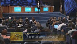 Video Image Thumbnail:Righteousness by Grace