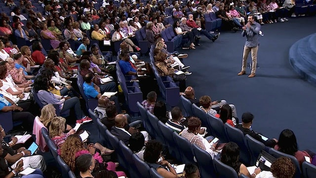 Grace Life Conference 2019: Sit with Me Part 5
