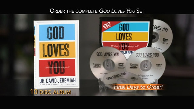 God Loves You and Wants You with Him