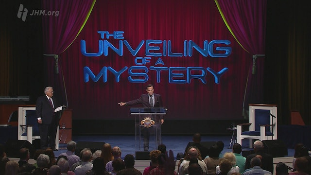 The Unveiling of a Mystery