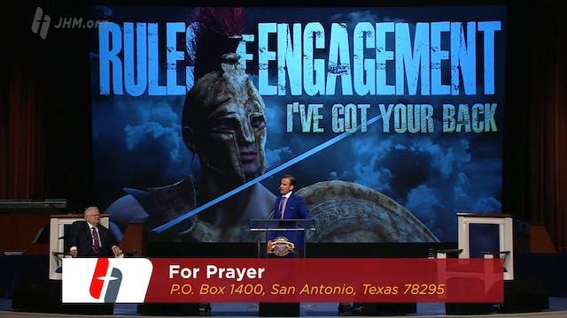 Rules of Engagement: I've Got Your Back