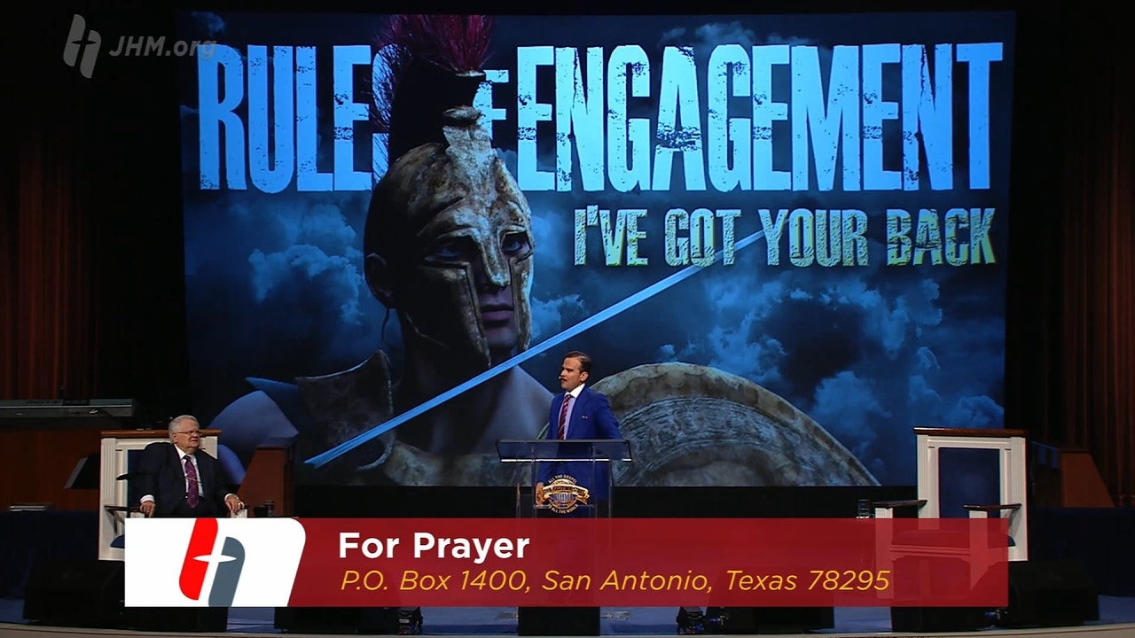 Watch Rules of Engagement: I've Got Your Back