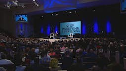 Video Image Thumbnail:Stop Worrying and Start Living