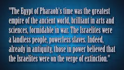 Video Image Thumbnail:The Preservation of the Jewish People
