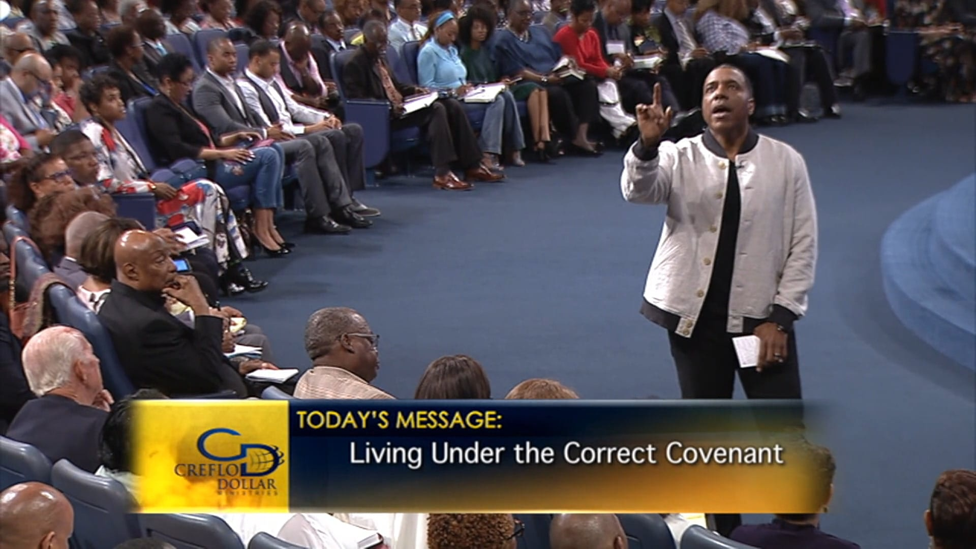 Watch Living Under the Correct Covenant