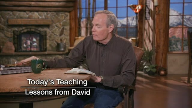 Lessons from David | Wednesday