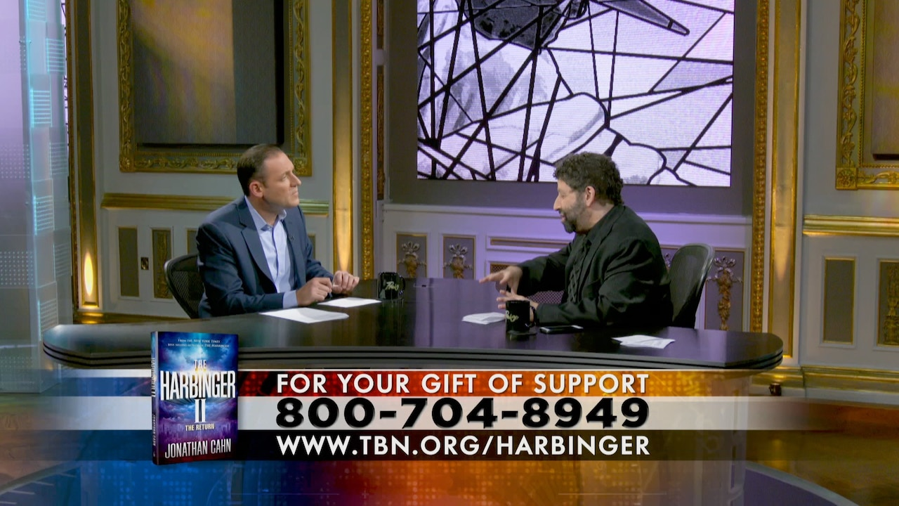 Watch The Harbinger II: Jonathan Cahn