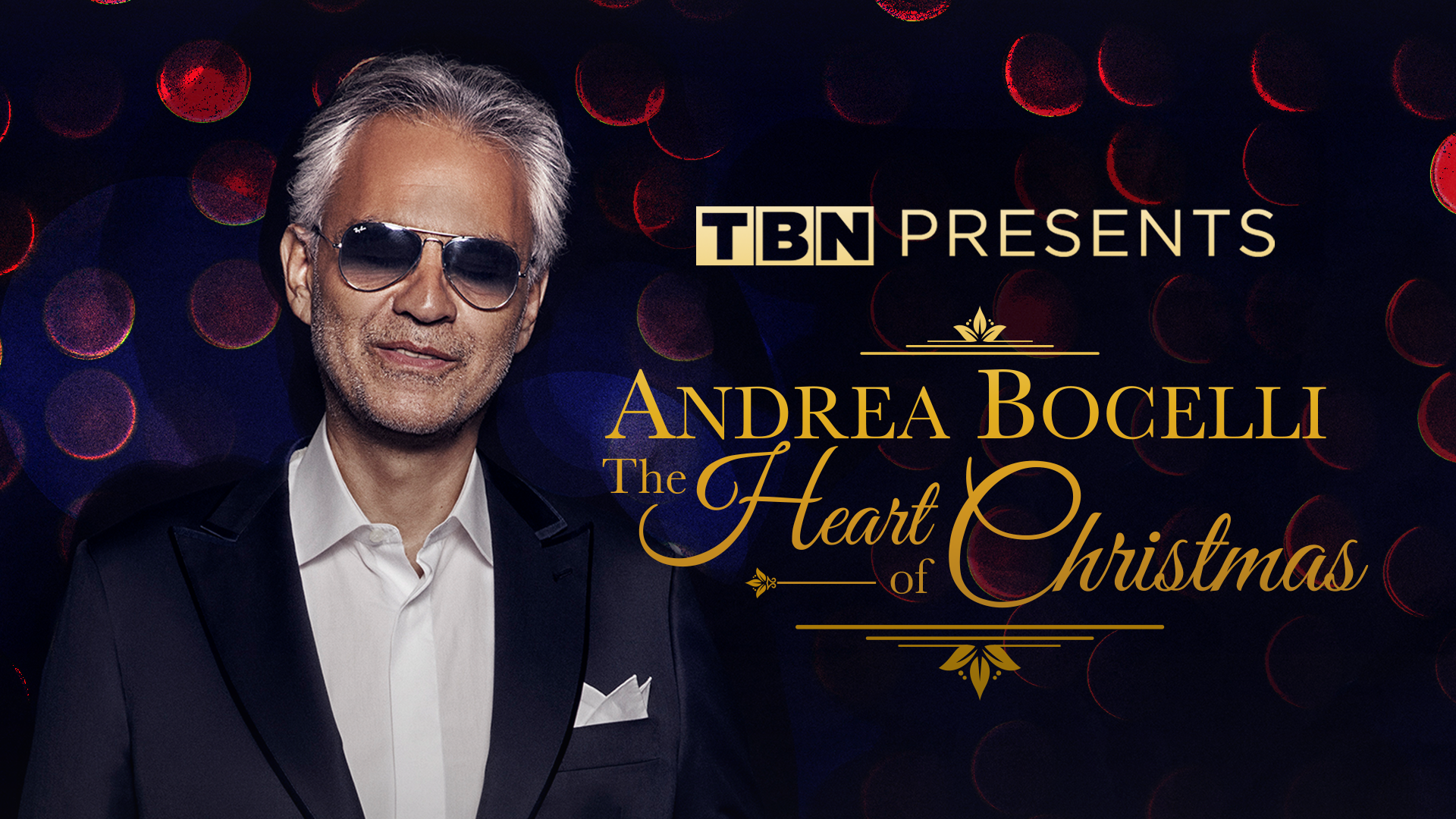 Andrea Bocelli: The Heart of Christmas