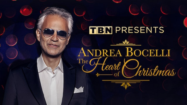 Andrea Bocelli: The Heart of Christmas