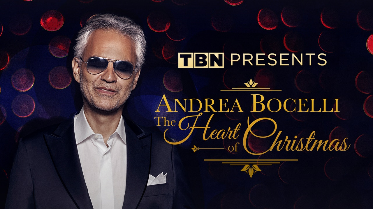 Watch Andrea Bocelli: The Heart of Christmas
