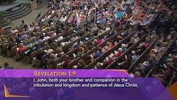 Video Image Thumbnail: Christ in the Midst of His Churches