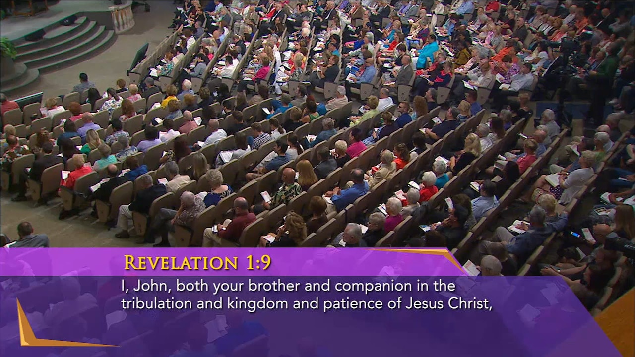 Watch Christ in the Midst of His Churches