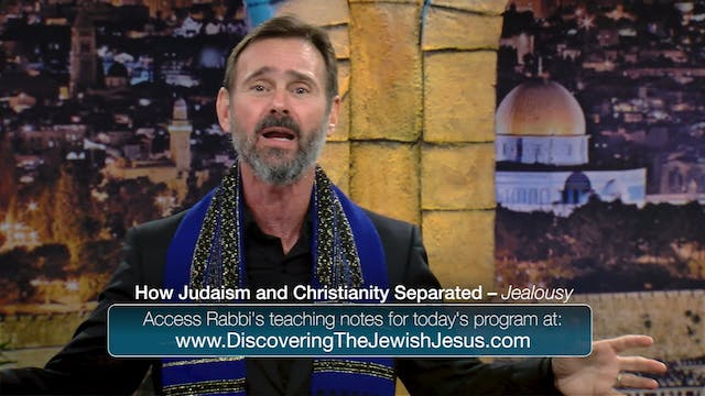 How Judaism and Christianity Separate...