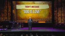 Video Image Thumbnail: God Is Love