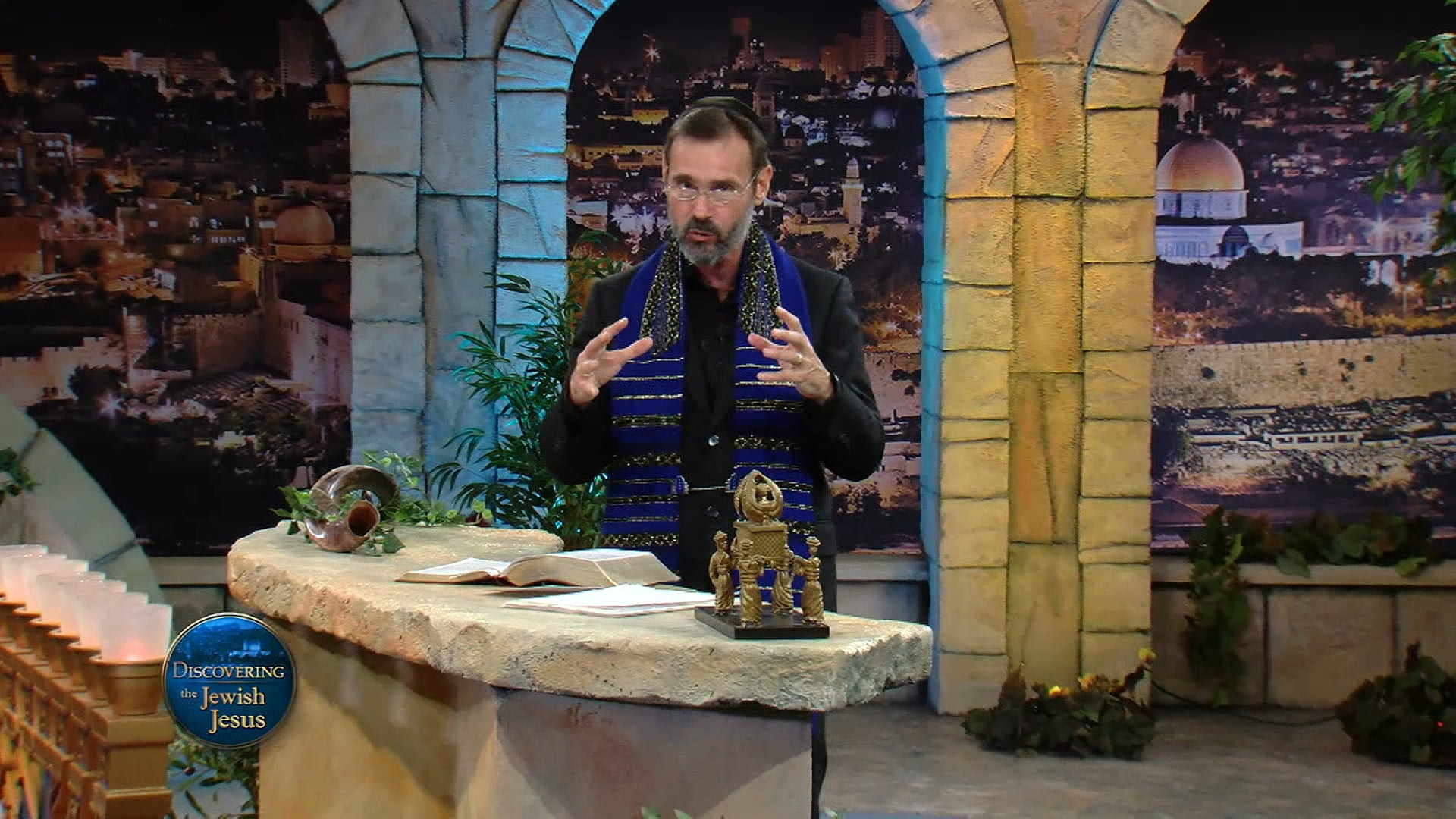 Watch How Judaism and Christianity Separated: Jealousy