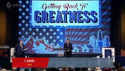 Video Image Thumbnail:Getting Back to Greatness
