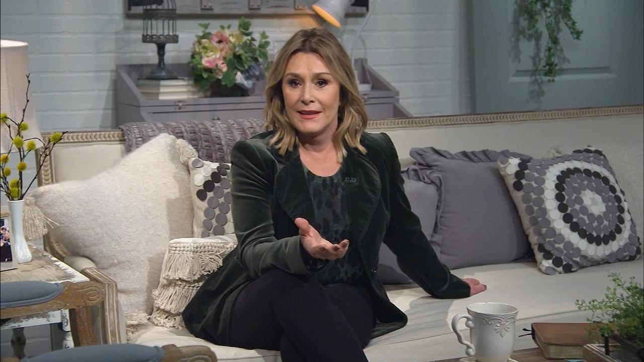 Watch Sheila Walsh | The Reality Of Heartbreak