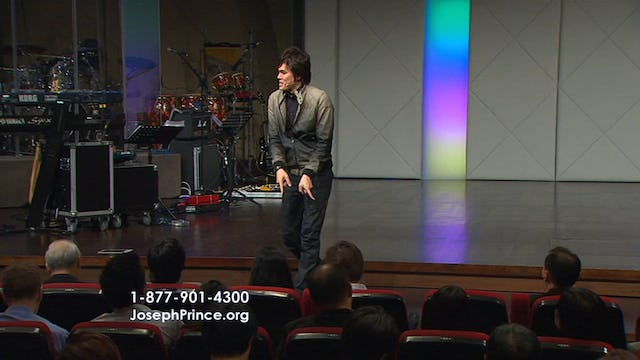 Receive Restoration As You Walk With Jesus Part 2