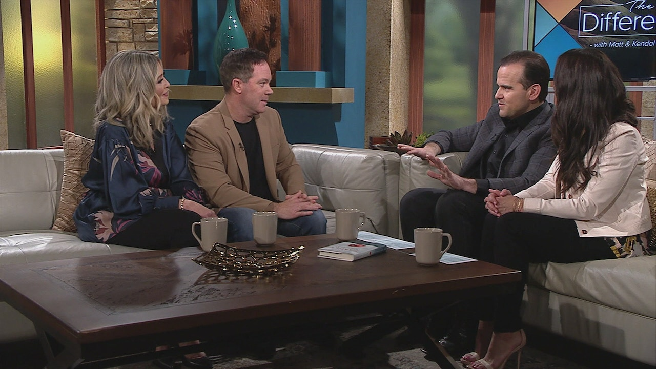 Watch The Difference: Rodney and Michelle Gage | Shift Into Intention