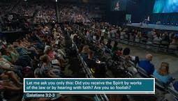 Video Image Thumbnail: Galatians Part 3
