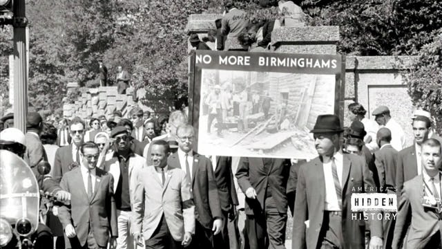 America's Hidden History   Black History Month