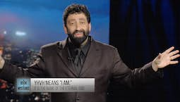 Video Image Thumbnail: Jonathan Cahn:  The Book of Mysteries | Episode 1