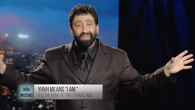 Jonathan Cahn:  The Book of Mysteries | Episode 1