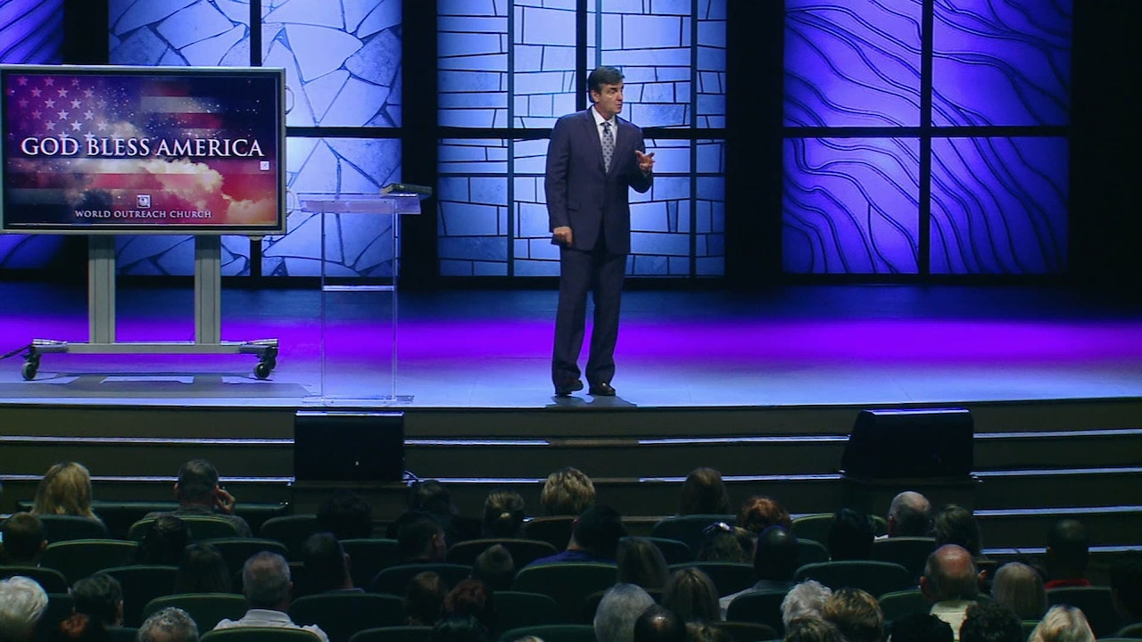 Watch God Bless America: A Prophetic Perspective-The Promises of God