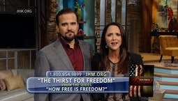 Video Image Thumbnail:How Free Is Freedom?: The Thirst For Freedom Part 2