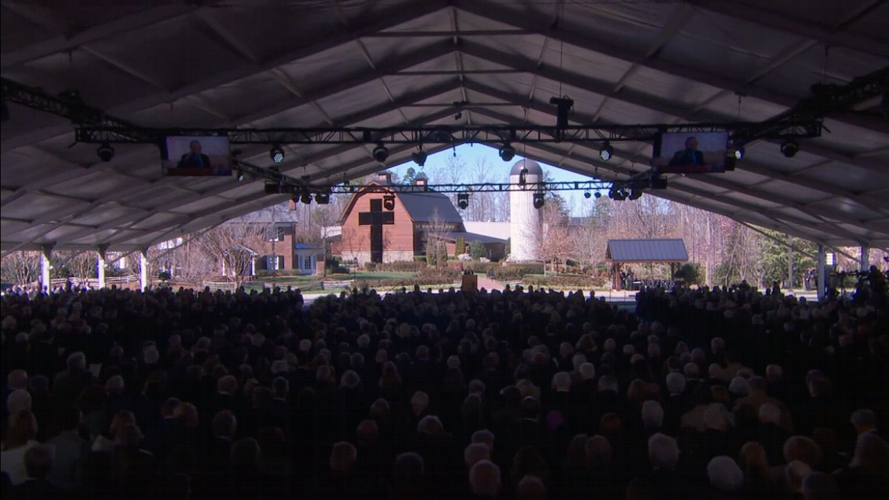 Watch Praise | Remembering Rev. Billy Graham | 2/21/29