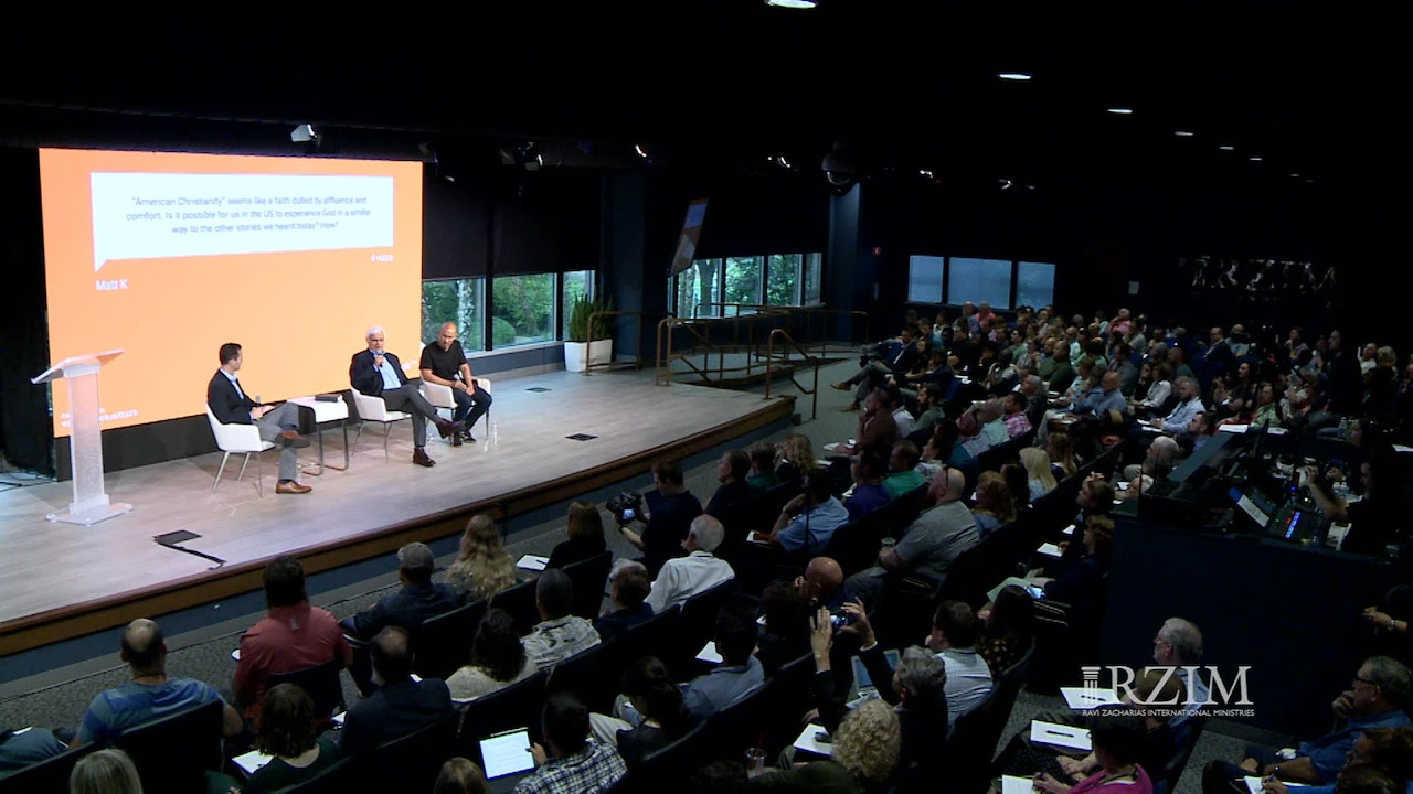 Watch Church Leader's Conference Q&A Part 1