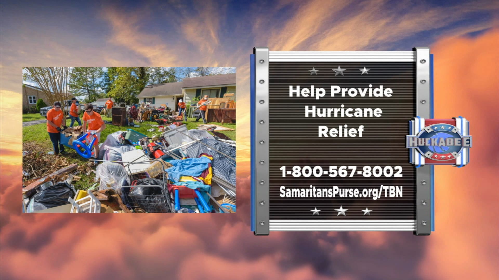 Samaritan's Purse - Hurricane Michael
