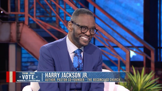 Interview with Harry Jackson Jr.